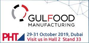 Besuchen Sie uns auf der Gulfood Manufacturing 2019