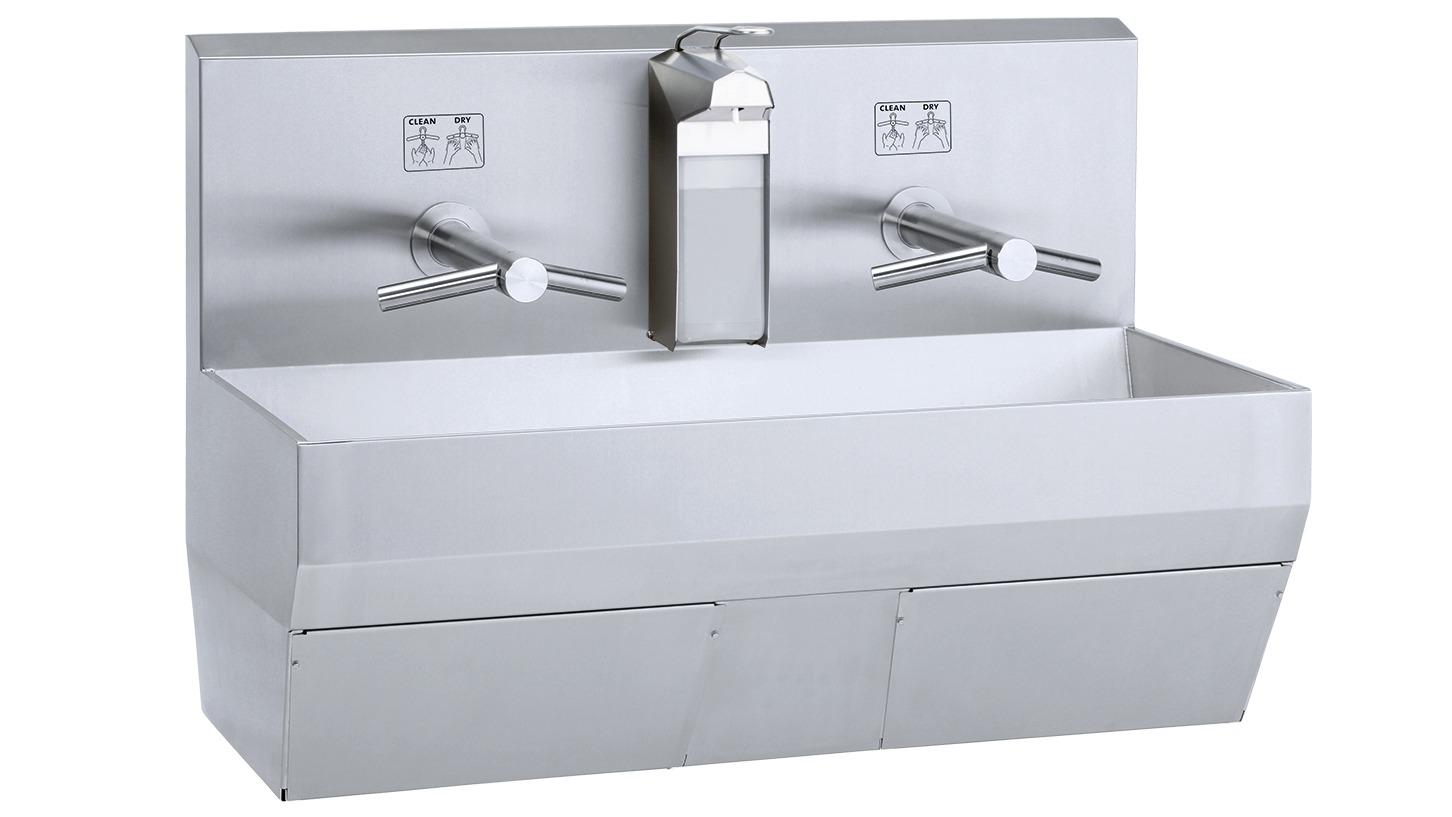 PHT industrie waschbecken