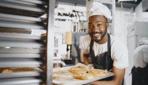 Lebensmittelhygiene für Bäckereien